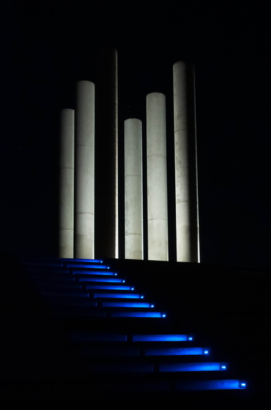 Les 6 colonnes